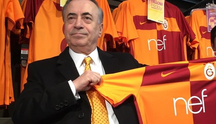 Galatasaray Yellow Friday kampanyasında satış rekoru kırdı