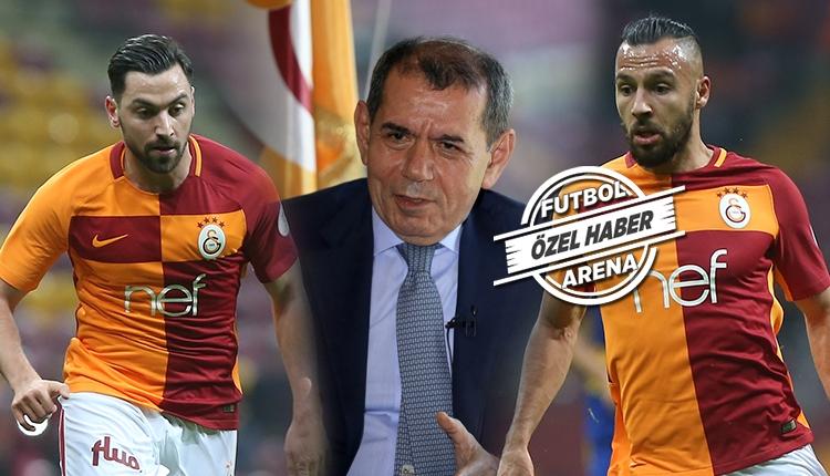 Galatasaray yönetiminden iç transfer için kritik karar