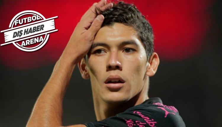 Galatasaray'a 19'lık yıldız adayı Gerardo Arteaga