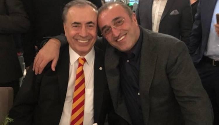 Galatasaray'da Abdürrahim Albayrak 2. Başkan oldu!