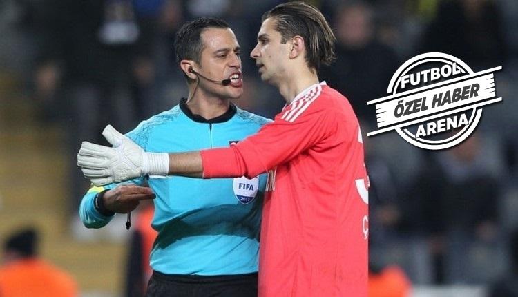 Galatasaray'da Çağlar Akbaba ismi gündemde