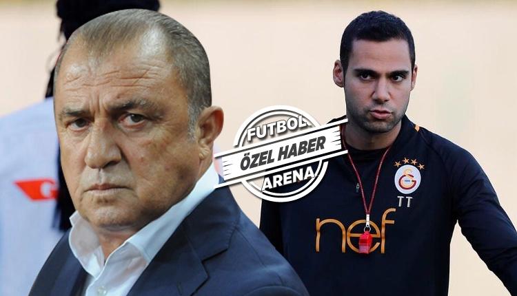 Galatasaray'da Fatih Terim'den bir değişiklik daha