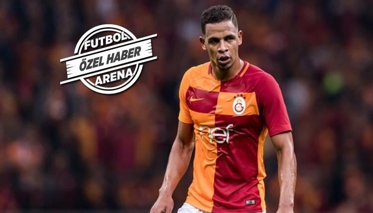 Galatasaray'da Fernando, Osmanlıspor maçında da yok