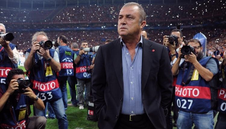 Galatasaray'da kombinelere Fatih Terim etkisi