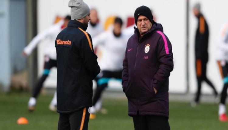 Galatasaray'da Osmanlıspor maçı hazırlıkları