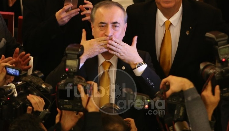 Galatasaray'da yeni başkan Mustafa Cengiz!