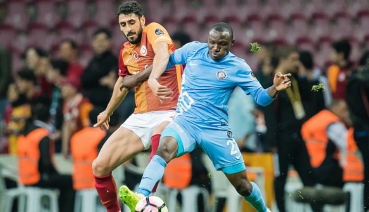 Galatasaray'da yeni hedef Umar Aminu