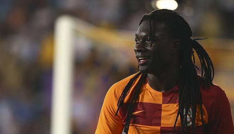 Galatasaray'dan Bafetimbi Gomis'e özel izin