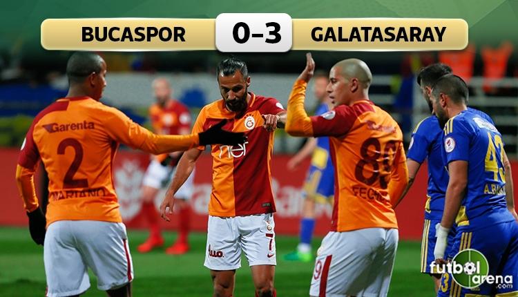 Galatasaray'dan farklı galibiyet (İZLE)