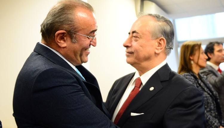 Galatasaray'dan KAP açıklaması! Abdürrahim Albayrak ve Burak Elmas