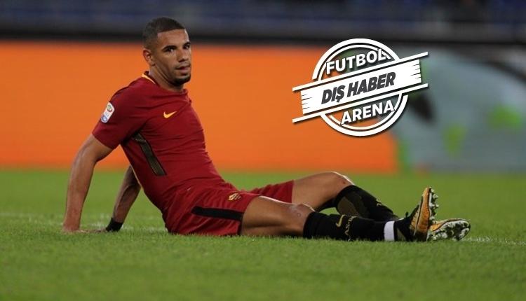 Galatasaray'ın Bruno Peres transferinde Roma karar aşamasında