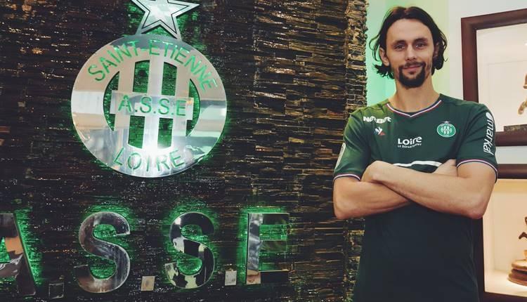 Galatasaray'ın transferi hedefi Subotic, Saint-Etienne ile anlaştı