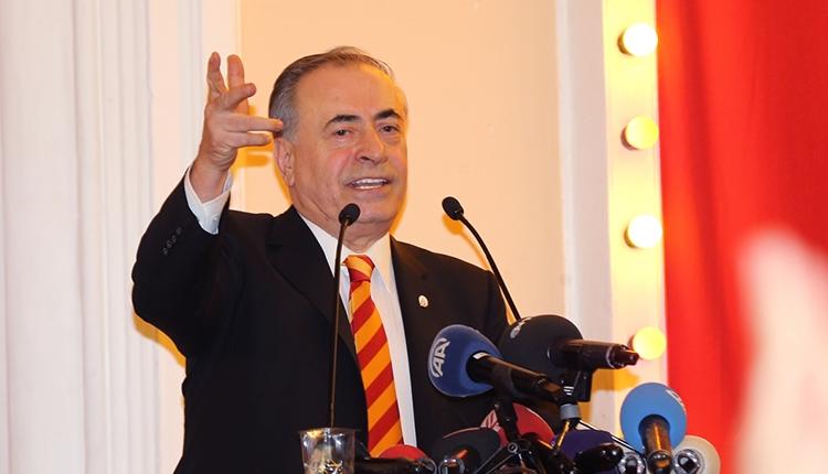 Galatasaray'ın yeni Başkanı Mustafa Cengiz'in ilk sözleri