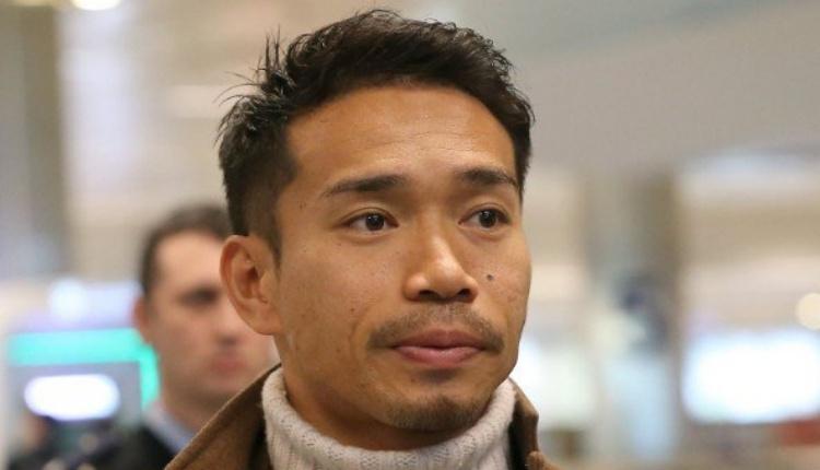 Galatasaray'ın yeni transferi Yuto Nagatomo İstanbul'a geldi