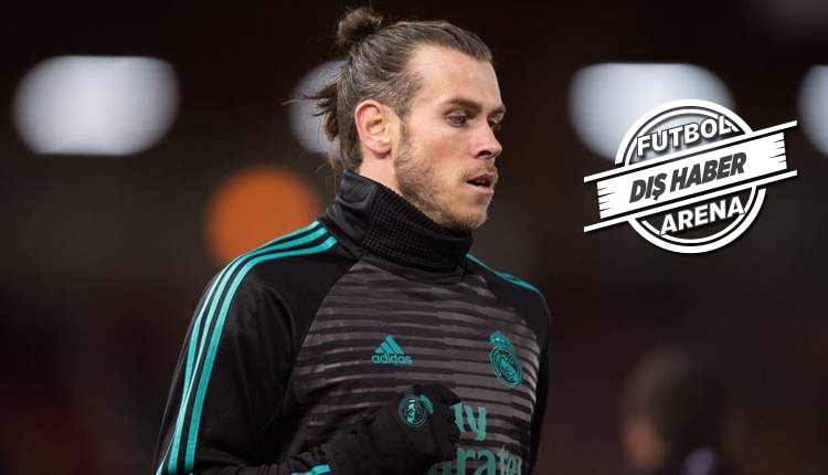 Gareth Bale'e Çin'den transfer teklifi!