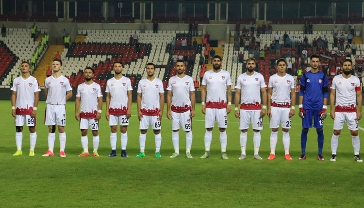Gaziantepsporlu futbolculardan yeni karar