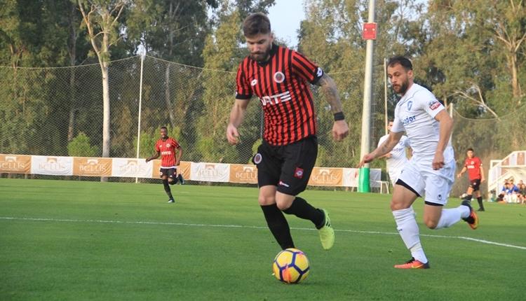 Gençlerbirliği 4-1 FC Kamza hazırlık maçı özeti ve golleri