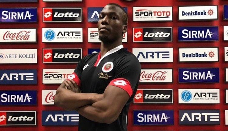Gençlerbirliği, Florentin Pogba'yı transfer etti