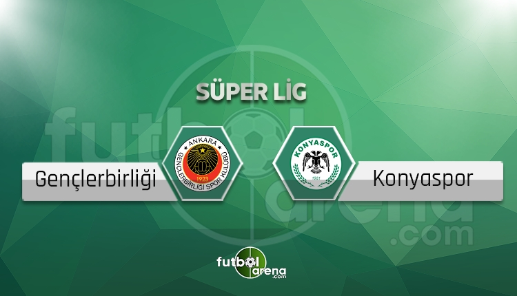 Gençlerbirliği - Konyaspor maçı saat kaçta, hangi kanalda? (İddaa Canlı Skor)