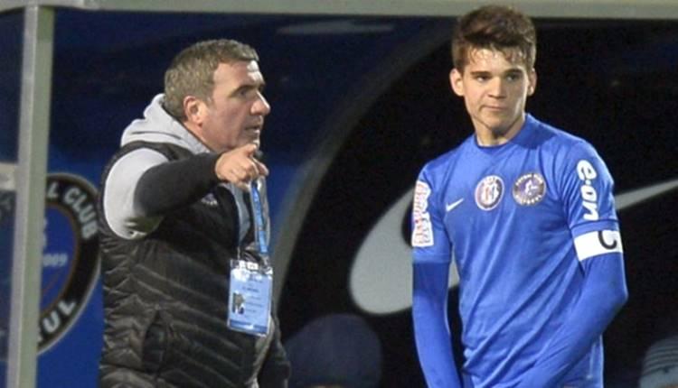 Gheorghe Hagi, oğlu Ianis'i transfer etti