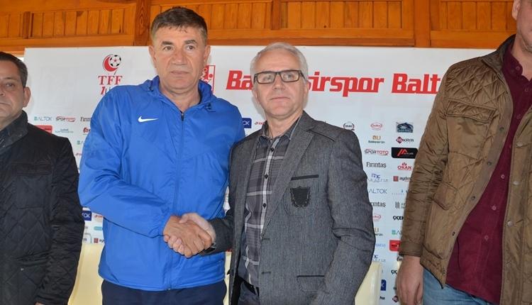 Giray Bulak, Balıkesirspor'a resmen imza attı!