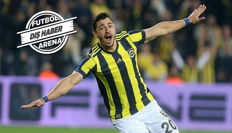 Giuliano Beşiktaşlı Talisca'yı geride bıraktı