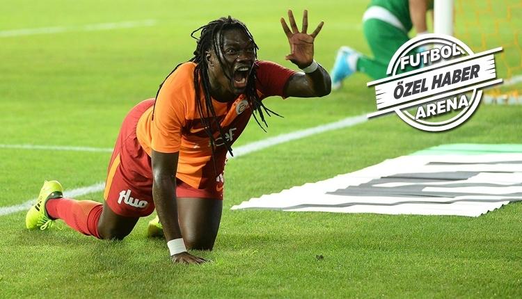 Gomis, Osmanlıspor maçında oynamak istiyor