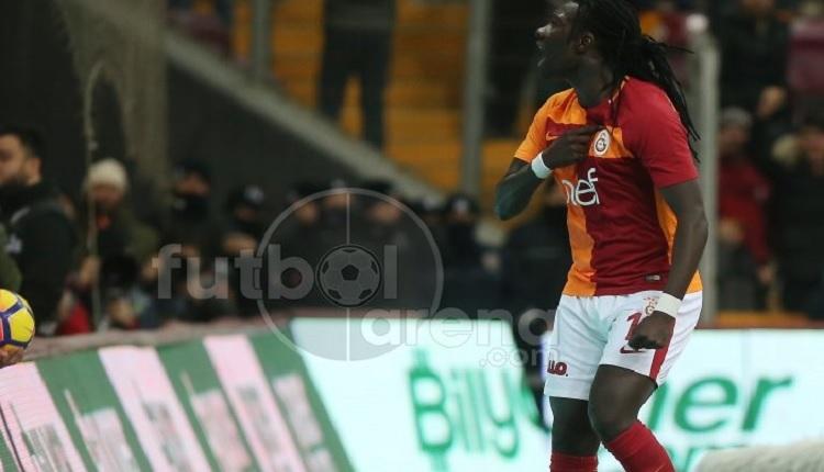 Gomis'ten Osmanlıspor maçı sonrası gol sevinci sorusuna yanıt