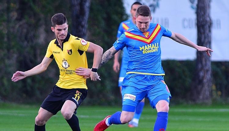 Göztepe 2-3 İstanbulspor hazırlık maçı özeti ve golleri (İZLE)