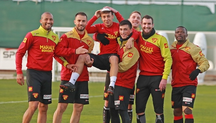 Göztepe, Fenerbahçe maçına bileniyor