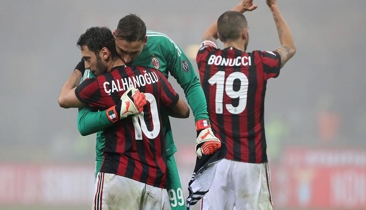 Hakan Çalhanoğlu'dan asist! Milan - Lazio maç özeti (İZLE)