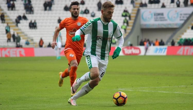 Halil İbrahim Sönmez, Konyaspor'a dönüyor