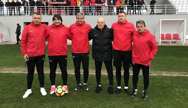 Hamza Hamzaoğlu, Antalyaspor taraftarına söz verdi