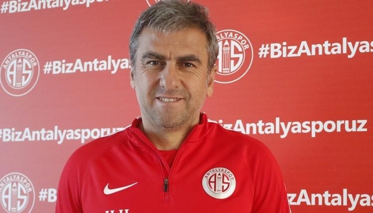 Hamza Hamzaoğlu'dan Eto'o ve Nasri için transfer açıklaması