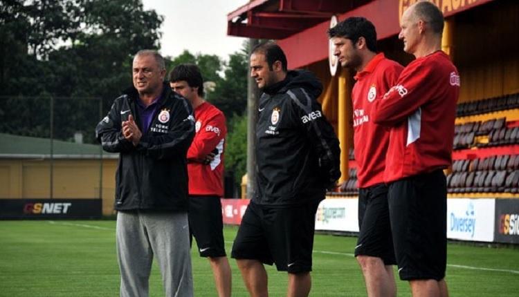 Hasan Şaş ve Ümit Davala yeniden Galatasaray'da