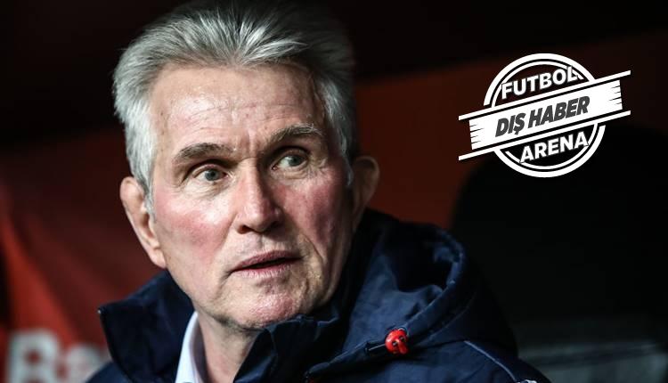 Heynckes Beşiktaş'a odaklandı 'Onları eleyebilirsek...'