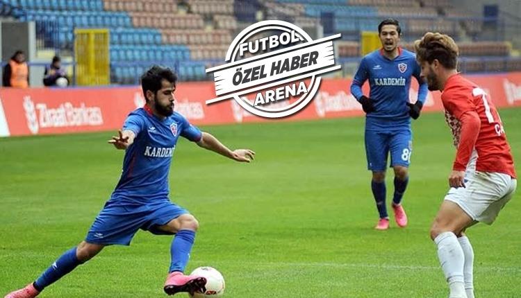 İlhan Depe, Kasımpaşa'ya transfer oldu! Karabükspor'da yaprak dökümü