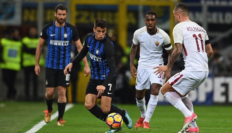İnter 1-1 Roma maç özeti ve golleri (İZLE)