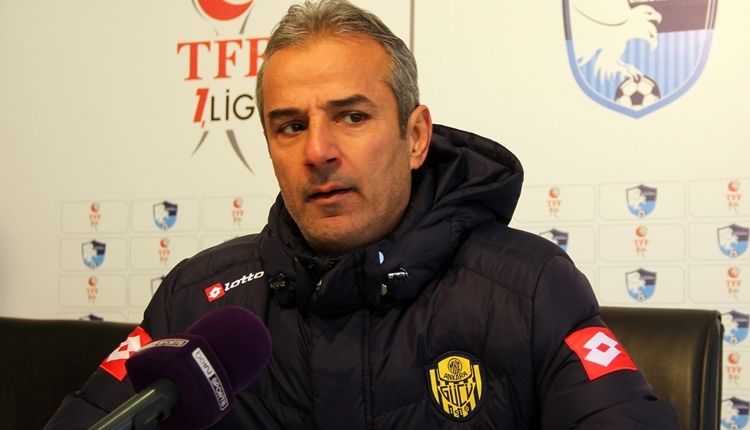 İsmail Kartal: 'Erzurumspor'dan 1 puan almak çok güzel'