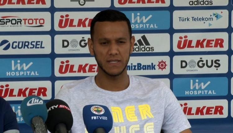 Fenerbahçe'de Josef de Souza: ''Şampiyonluk iddiamız...''