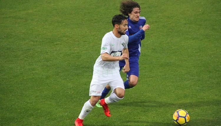 Karabükspor 0-1 Akhisarspor hazırlık maçı özeti ve golü (İZLE)