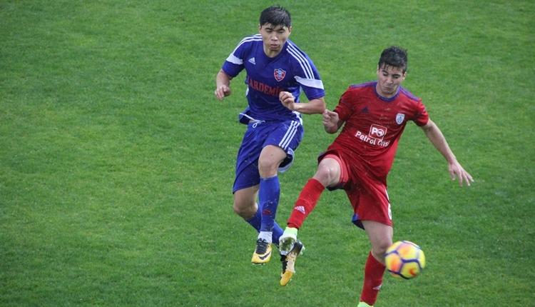 Karabükspor 0-3 Altınordu hazırlık maçı özeti ve golleri