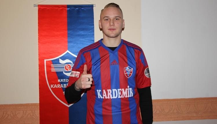Karabükspor Adam Stahl transferini açıkladı