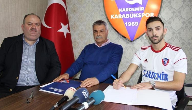 Karabükspor, Ahmet Karadayı transferini tamamladı