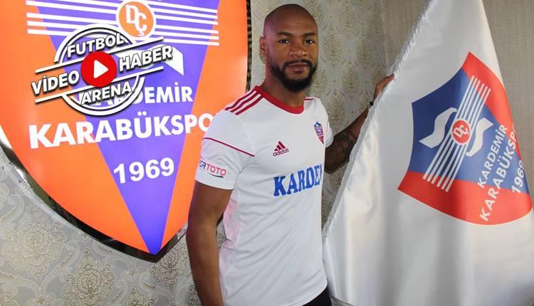 Karabükspor, Leandrinho'yu transfer etti