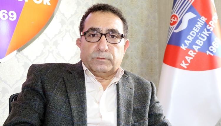Karabükspor'dan transfer açıklaması: