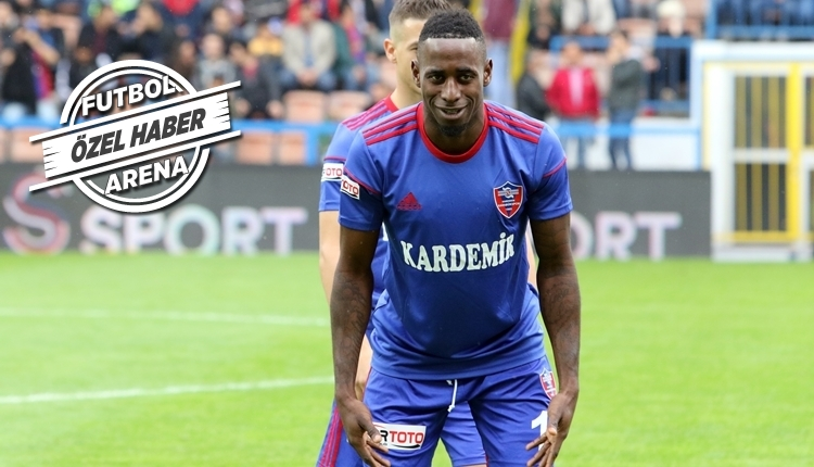 Karabüksporlu Poko için Göztepe'den 1.5 milyon Euro'luk transfer teklifi