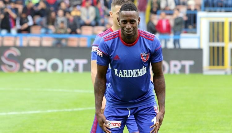 Karabüksporlu Poko için Süper Lig'de transfer yarışı! 4 kulüp talip