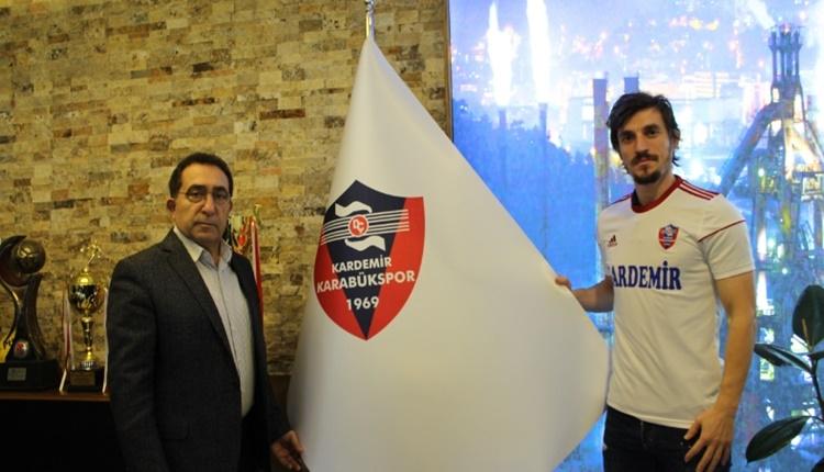Kardemir Karabükspor, Ergin Keleş'i transfer etti