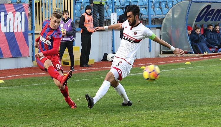 Kardemir Karabükspor 0 - 2 Gençlerbirliği maç özeti ve golleri (İZLE)